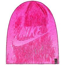 Nike Ombre Beanie - Girls' Preschool Casual Accessories (Vivid Pink/Pink Pow)