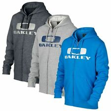 2015 Oakley OG Mens Hoodie Funky Full Zip Jacket Performance Fleece Sports Hoody
