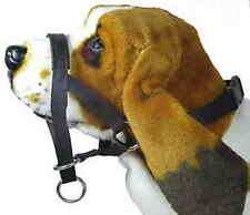 Halti Style Padded Head Collar Stops Dog Pulling Halter Training Nose Reigns