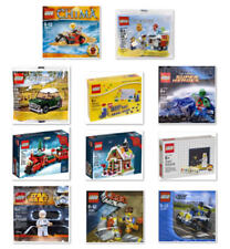 LEGO LIMITED EDITION - PROMO - EXCLUSIVE RETIRED SET, KIT OR FIGURE YOU PICK ONE