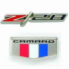 Chevrolet Camaro Lapel pins - Tri-Color Bar or Z/28