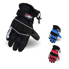 2Pcs Winter Thermal Waterproof Windproof Gloves for Outdoor Cycling Sports U29H