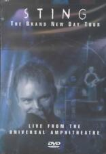 STING: THE BRAND NEW DAY TOUR - LIVE FROM TH [USED DVD]