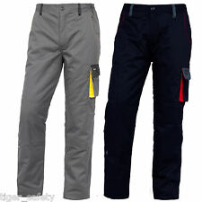 Delta Plus Panoply DMPAW D-Mach Mens Winter Warm Lined Cargo Work Trousers Pants
