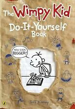 Diary of a Wimpy Kid: Do-it-yourself Book by Jeff Kinney Paperback Book