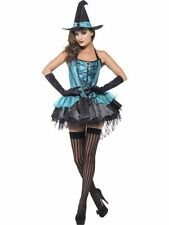 Adult Sexy Fever Devine Witch Ladies Halloween Party Fancy Dress Costume Outfit