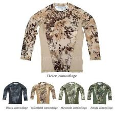 Combat TOP  Outdoor Sports Quick Dry Long Sleeve Shirt for Hiking Hunting 40LL
