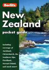 New Zealand (Berlitz Pocket Guides), Berlitz Guides, Very Good Condition Book, I