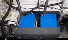 Under vehicle battery trays for Sprinter NCV3 2500 170WB and 3500 170WB