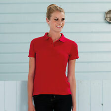 Russell J539F Womens Classic Polo Shirt 11 Colours XS - 4XL