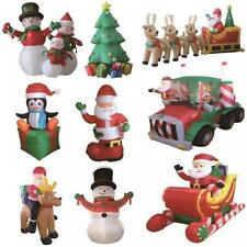 SELF INFLATING INFLATABLE ELECTRIC GIANT INDOOR OUTDOOR CHRISTMAS XMAS FIGURE