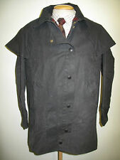 Barbour Backhouse Stockman 3/4 Waxed jacket - S 38