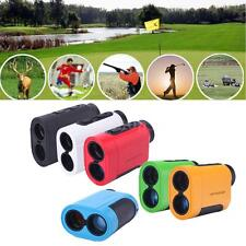 600m/900m/1200m/1500m 6X Golf Hunting Laser Range Finder Monocular Telescope