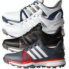 ADIDAS GOLF 2016 ADIPOWER BOOST 2 TOUR MENS WATERPROOF GOLF SHOES - WIDE FITTING