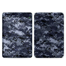 Navy Camo Skin Kit For iPad Mini 2, 3, 4 Retina Vinyl Sticker Decal Cover