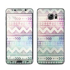 Bohemian Skin Kit For Galaxy Note 1 2 3 4 5 Edge Vinyl Sticker Decal Cover