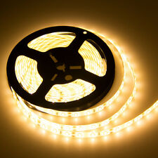 LED Flexible Strip Light 5M 300 SMD 3528 Lamp DC 12V Warm White Lot