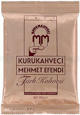 Turkish Coffee by Kurukahveci Mehmet Efendi