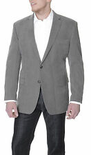 Ralph Lauren Classic Fit Gray Textured Two Button Blazer Sportcoat