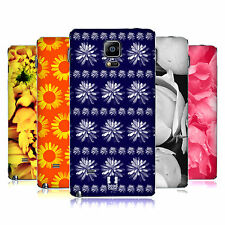 HEAD CASE DESIGNS MONOCHROMATIC FLORAL PRINTS BATTERY COVER FOR SAMSUNG PHONES 1
