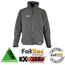 EXO2 Storm Chaser Mens Heated Jacket Motorcycle Motorbike Touring | All Sizes