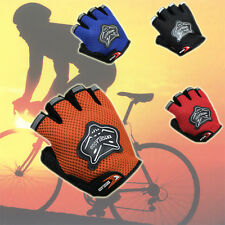 Unisex Racing Cycling Sports Glove Outdoor Bicycle Mountain Half Finger Gloves