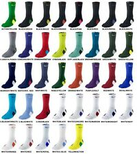New Nike Elite Dri-Fit Cushioned Basketball Crew Socks << Select Color & Size >>