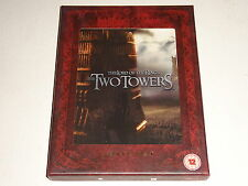 Lord Of The Rings - The Two Towers: Limited Edition - GENUINE UK (Region 2) DVD