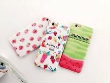 New Summer amorous feelings TPU Phone Back Case Cover For iPhone6 4.7/plus