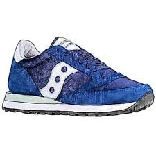 Saucony Jazz Original - Men's Running Shoes (Blue Width:Medium)
