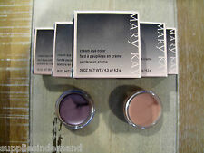 Mary Kay Cream Eye Color - NEW - FRESH - Makeup