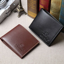 Wallet ID money clip credit card holder HOT mens leather business slim