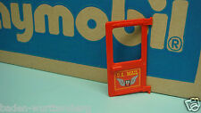 Playmobil western Red Stage Coach series 3245 door with  window carriage 108