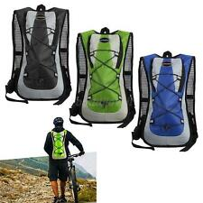 5L Outdoor Bicycle Cycling Rucksack Backpack Hydration Pack Water Bladder Bag