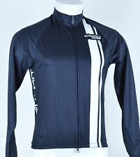 NEW Capo Cycling Custom Corsa Modena Thermal Jacket | Men's | Black/White