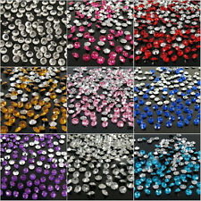 New 2000PCS 4.5mm 1/3ct Diamond Crystals Table Confetti Wedding Party Decoration