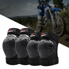 Elbow Knee Wrist Protective Guard Safety Gear Pads Skate Bicycle Men and Women