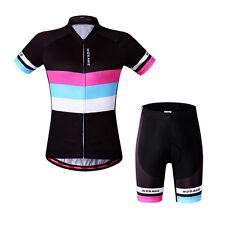 Cycling Team Bike Short Sleeve Clothing Bicycle Sports Wear Jersey Shirts Tops