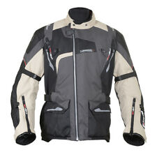 Oxford Montreal 2.0 Mens Desert Motorcycle Mid-length Textile Jacket   All Sizes