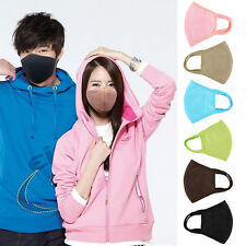 Fashion Unisex Health Cycling Anti-Dust Cotton Mouth Face Masks Respirators US