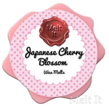 JAPANESE CHERRY BLOSSOM highly scented soy wax tarts melts for oil burner 25g