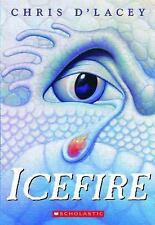 Icefire by Chris d'Lacey *COMBINE SHIP 10 PB bOOk for $6.25* 9780439672467