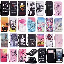 For Samsung Galaxy S6 Edge Phone Case Stand PU Wallet Leather Cover Magnetic