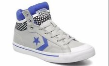 Converse All Star Men Women Trainers Sneakers Gray Sport Shoes Boots All Sizes~