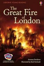 The Great Fire of London (Young Reading Series Two), Susanna Davidson - Hardcove