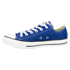 CONVERSE CHUCK TAYLOR ALL STAR OX RADIO BLUE 142373F SHOES TRAINERS