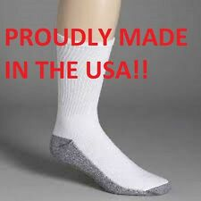 Dickies Men's Original Work Socks 4, 6, or 8 Pair Made In The USA Free Shipping