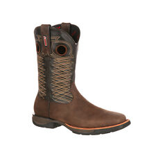 NEW Rocky Ride LT Steel Toe Western Boot RKW0139