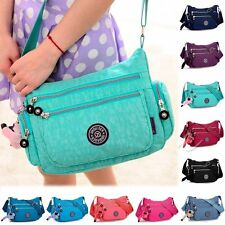 New Women Handbag Waterproof Nylon Tote Purse Messenger Crossbody Shoulder Bag