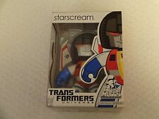 Mighty Muggs Transformers Universe Starscream Figure